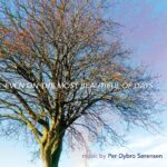 New CD: Even on the most beautiful of days.